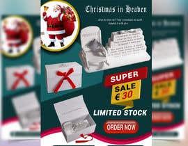 #44 для Design a christmas product sales flyer від sujonrpi