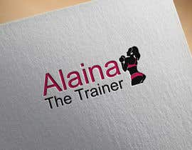 #28 for Logo for '' Alaina the Trainer '' af sumaiyadesign01