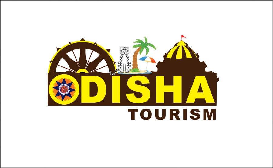 "Kilpailutyö #14 kilpailussa Logo Needs to be done for ""ODISHA Tourism"""
