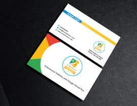 #140 untuk Design some Business Cards For Google Street View Agency oleh gmakterhossainko