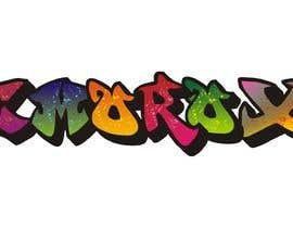 #92 for Design a street artist themed logo af sandy4990