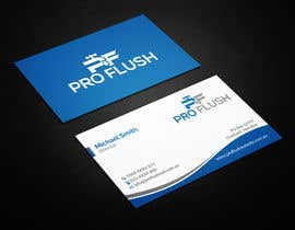 "#12 για Designa business card please ""PROFLUSH"" από wefreebird"