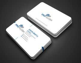 "#17 για Designa business card please ""PROFLUSH"" από amanhossain2016"
