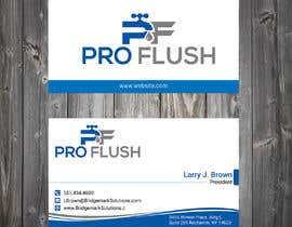 "#11 για Designa business card please ""PROFLUSH"" από sharminkumu"