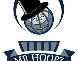 nº 88 pour Mr Hoopz Logo Design par mahmoudgamal85