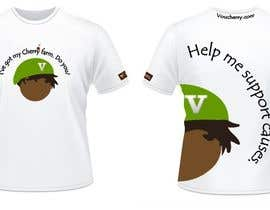#12 для T-shirt Design for Voucherry.com от cnlcasaje