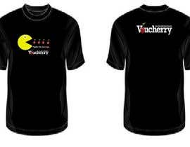 #80 , T-shirt Design for Voucherry.com 来自 jhundel