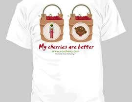 #76 для T-shirt Design for Voucherry.com от ajimonchacko