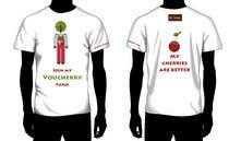 Entrada de concurso de Graphic Design #89 para T-shirt Design for Voucherry.com