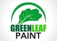 Graphic Design Конкурсная работа №65 для Logo Design for Green Leaf Paint