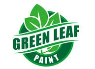 Contest Entry #139 for Logo Design for Green Leaf Paint