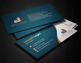 #289 pentru JDI:  Business Card Design - September 2018 de către iqbalsujan500