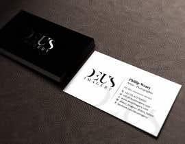 Nro 20 kilpailuun Deus Imagery Corporate Identity käyttäjältä youart2012