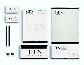 #37 cho Deus Imagery Corporate Identity bởi mdnurhossain1070