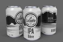 Graphic Design Конкурсная работа №7 для Artwork for beer Can Label