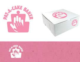 #27 for Logo Design for Pat a Cake Baker af benpics