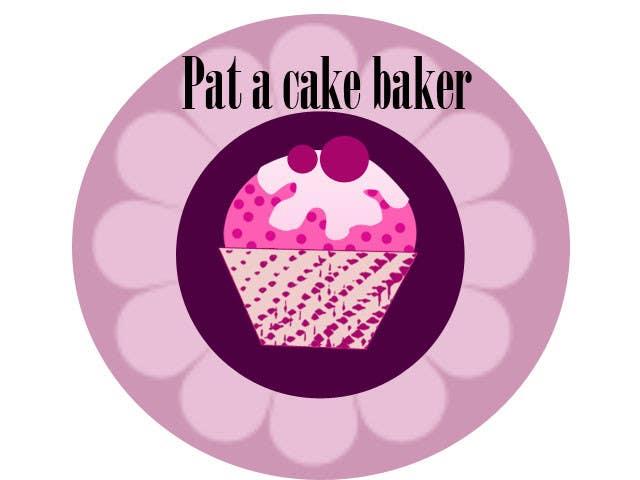Konkurrenceindlæg #                                        16                                      for                                         Logo Design for Pat a Cake Baker