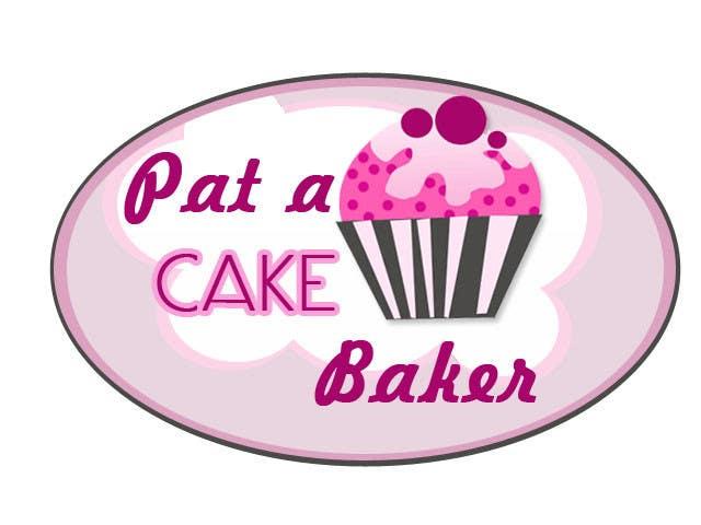 Konkurrenceindlæg #                                        17                                      for                                         Logo Design for Pat a Cake Baker