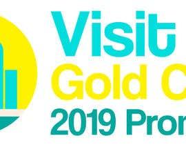 #51 para Design a Logo for Visit the Gold Coast 2019 Promotion de Jotape70301