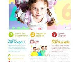 #1 para Building a website for a preschool/kindergarden. A school for kids in the age  (3 - 6 years) de SEOSMMExperts