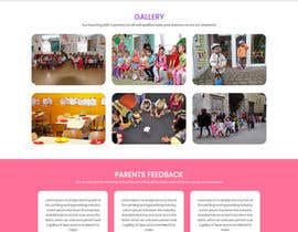 #19 para Building a website for a preschool/kindergarden. A school for kids in the age  (3 - 6 years) de naresh1516