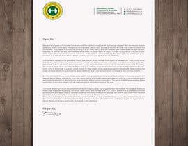 #11 for design my company letterhead. af rashedul070