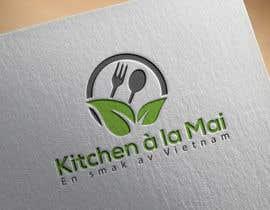 #25 untuk Logo for Vietnamese Kitchen oleh shealeyabegumoo7