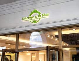 #49 untuk Logo for Vietnamese Kitchen oleh Graphicbd35