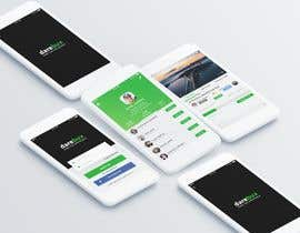 #36 for Redesign UI  UX for mobile app by abirmahmood