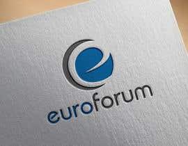 #266 for Euroforum logo 2019 by shahadatmizi