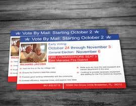 #31 pentru Design and Layout a Political Mailer/Postcard de către Uttamkumar01