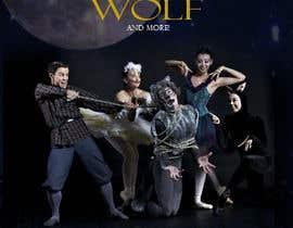 #13 para Design a Flyer for a Ballet show postcard mailer por panutsa909