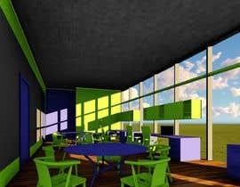 nº 21 pour Architectural and Paint Diagram Rendering for Office Space par alwinlc14