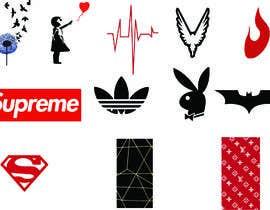 #28 untuk Re- Design/ Trace these 12 Logos oleh sonalekhan0