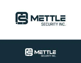 #166 for Company logo - Mettle Security Inc. by dev3dworx
