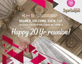 #12 for 20 Yr Reunion Ads af vivekdaneapen