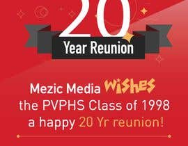 #4 for 20 Yr Reunion Ads af amandagraphic