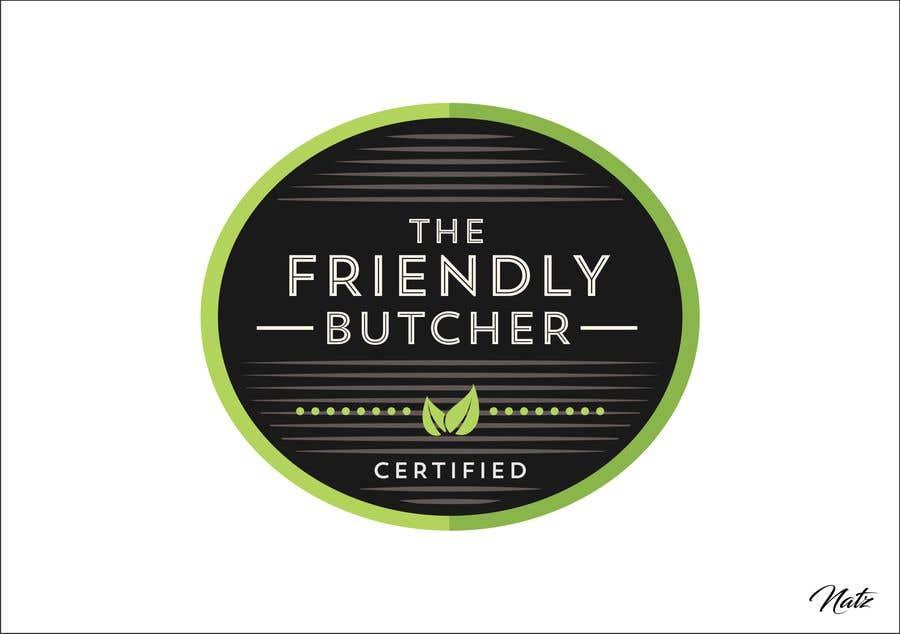 Konkurrenceindlæg #163 for The Friendly Butcher business logo