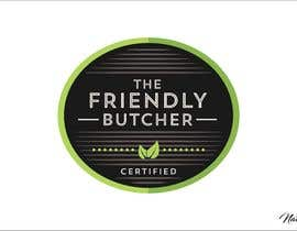#163 for The Friendly Butcher business logo by Signsat7