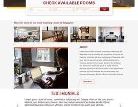 #9 for Design a homepage for office room rental website af gourangoray523