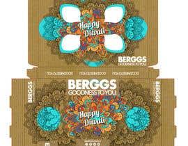 #40 pentru Packaging Box for Diwali - Dry fruits and Nuts Box de către AVALONcreativos