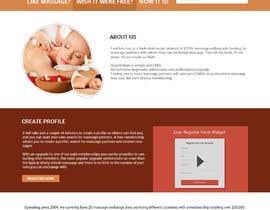 Nro 39 kilpailuun Design a Website Mockup käyttäjältä WebCraft111