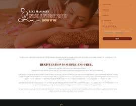 Nro 20 kilpailuun Design a Website Mockup käyttäjältä shazy9design