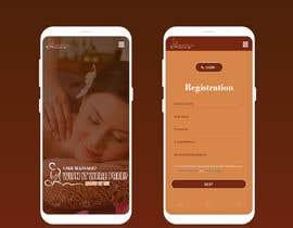 Nro 23 kilpailuun Design a Website Mockup käyttäjältä shazy9design