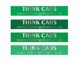 #2 for Create a jpg / pdf for a design for rear car window stickers by shohan33