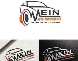 #115 dla Design a Logo for a Car Speaker Seller przez fourtunedesign