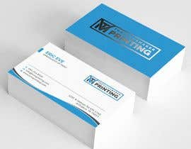 #132 for Design Business Cards with Spot UV and Foil by firozbogra212125