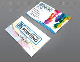 #121 for Design Business Cards with Spot UV and Foil by AnimashMondal