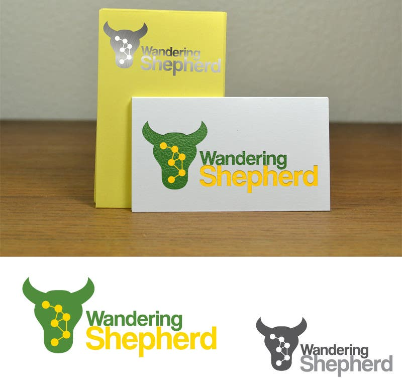 Proposition n°163 du concours Logo Design for Wandering Shepherd