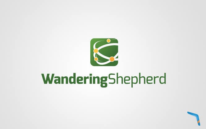 Proposition n°85 du concours Logo Design for Wandering Shepherd